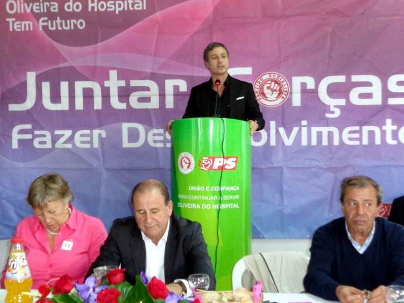 """Federação do PS assinala """"magnífico"""" resultado eleitoral no distrito"""