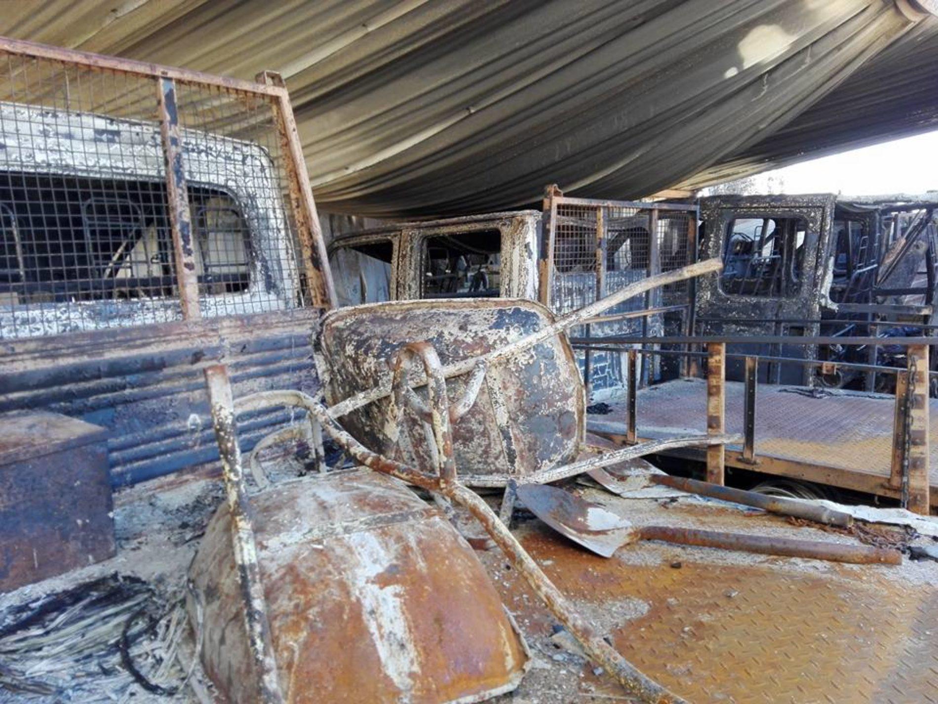 Câmara Municipal apresenta medidas de apoio para as empresas destruídas pelos incêndios