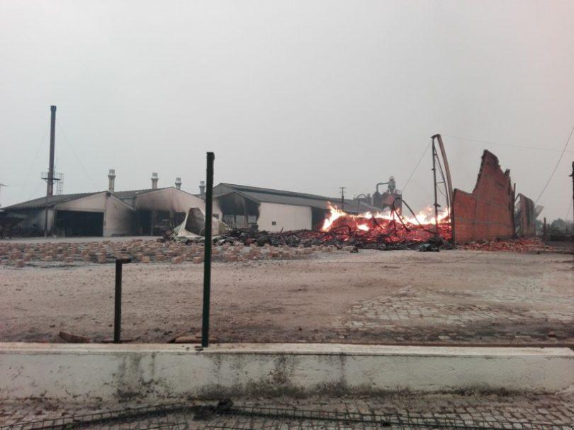 Freguesia em Oliveira do Hospital perdeu 80 empregos em duas serrações