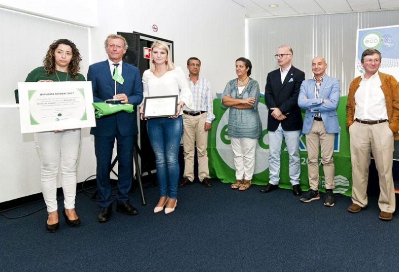 Município de Oliveira do Hospital renova galardão ECOXXI