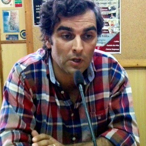 """Luís Lagos quer """"dar voz"""" às vítimas do incêndio e nega aproveitamento político"""
