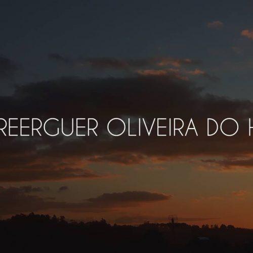 Jovens lançam corrente de positivismo em Oliveira do Hospital