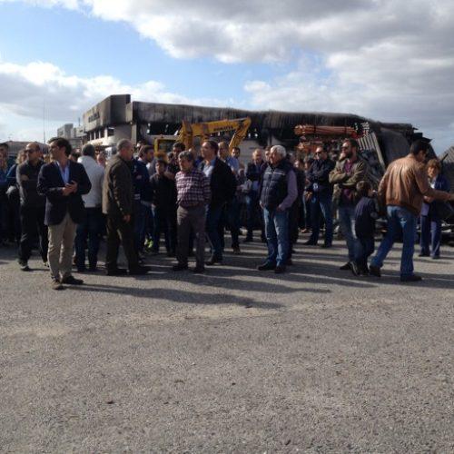"""Associação das vítimas  dos incêndios de 15 de outubro queixa-se de """"discriminação"""" nos apoios a fundo perdido"""