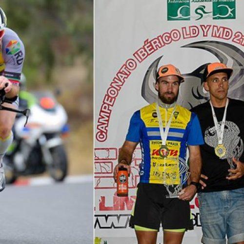 Rafael Delaunay Gomes foi Vice Campeão Ibérico de Triatlo Ironman – IBERICMAN