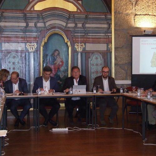 Secretário de Estado das Florestas presente na reunião do Conselho Intermunicipal da CIM em Oliveira do Hospital