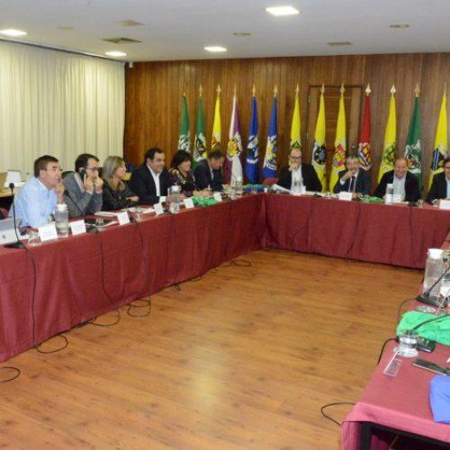 João Ataíde e Alexandrino reconduzidos na direção da CIM Região de Coimbra