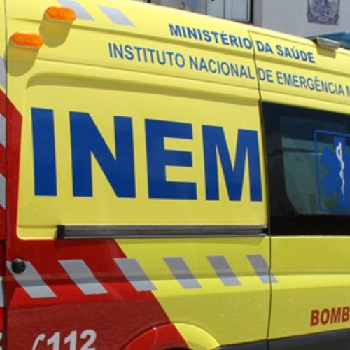 Coimbra: Acidente no IC2 provoca dois feridos graves