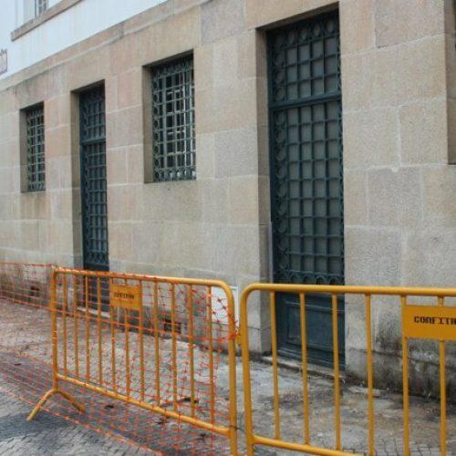 Câmara de Arganil prolonga suspensão de obras na vila por questões de segurança