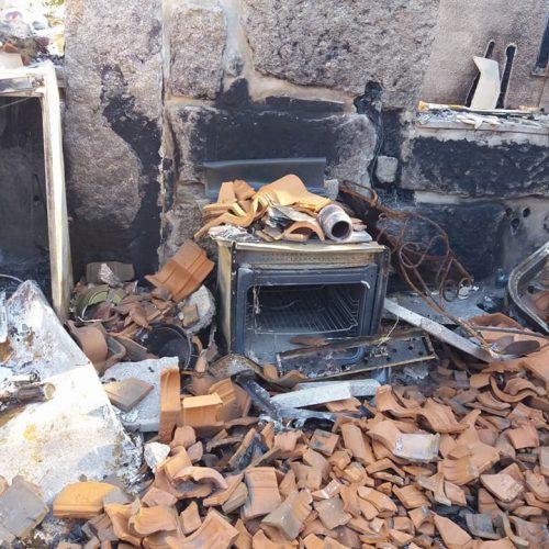 Incêndios: mais de 50% de casas de primeira habitação estão concluídas