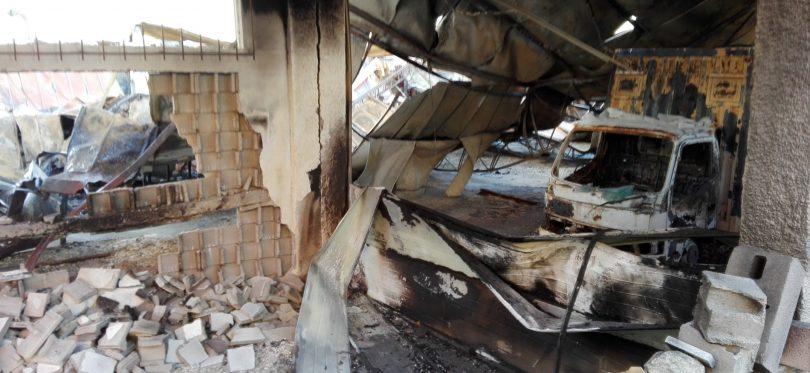 Empresas afetadas pelos incêndios podem concorrer a apoios já a partir de hoje
