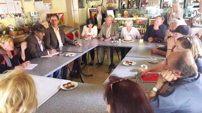 Embaixador da Holanda em Portugal visitou comunidade de cidadãos holandeses residentes em Oliveira do Hospital