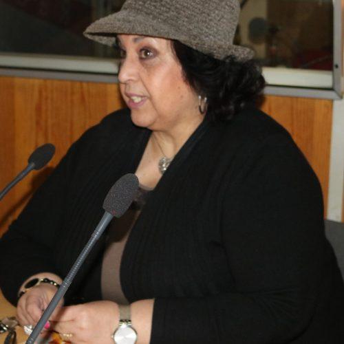 Lucinda Maria apresenta novo livro em Lagares da Beira
