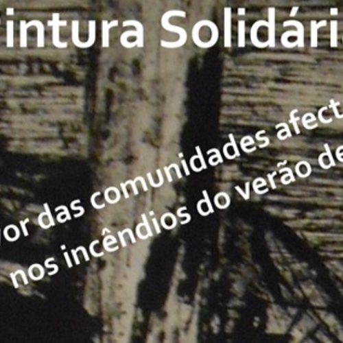 """Exposição Coletiva """"Pintura Solidária"""" reverte a favor das vítimas dos incêndios"""