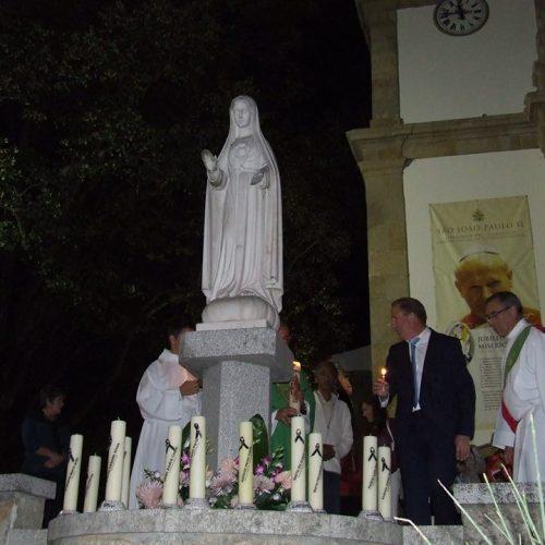 Oliveira do Hospital prestou homenagem às vítimas