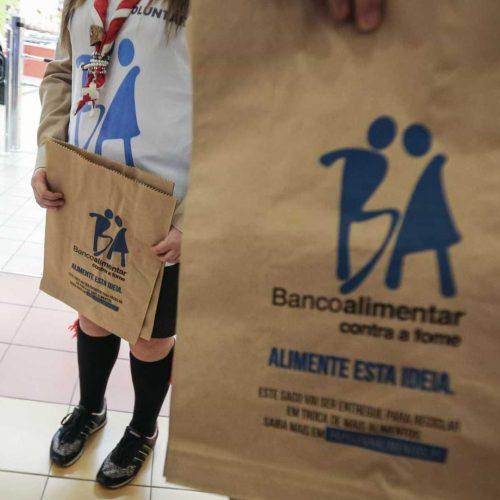 Banco Alimentar Contra a Fome recolheu mais de 1 600 toneladas de alimentos