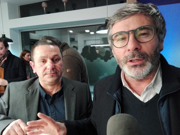 Casimiro Santos e JF Rolo