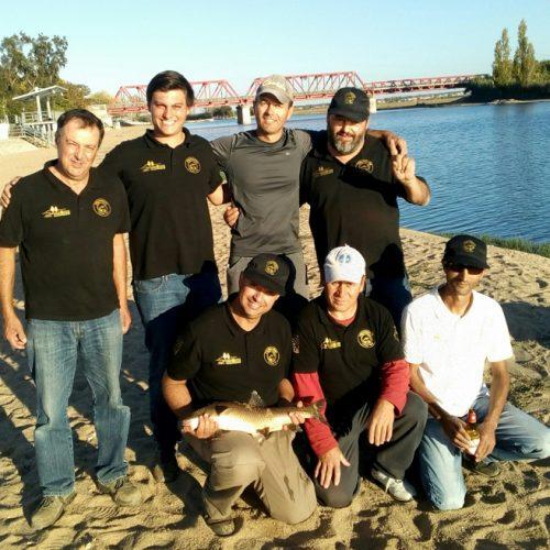 Folhadosa Fishing Team é campeão nacional e vai representar Portugal na Bielorrússia