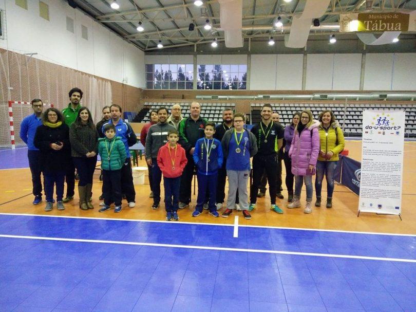 Ténis de Mesa: Atleta do CCPOH venceu IV Circuito Municipal de Tábua