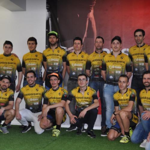 Equipa de Ciclismo AMPQ Gomark termina época com bons resultados
