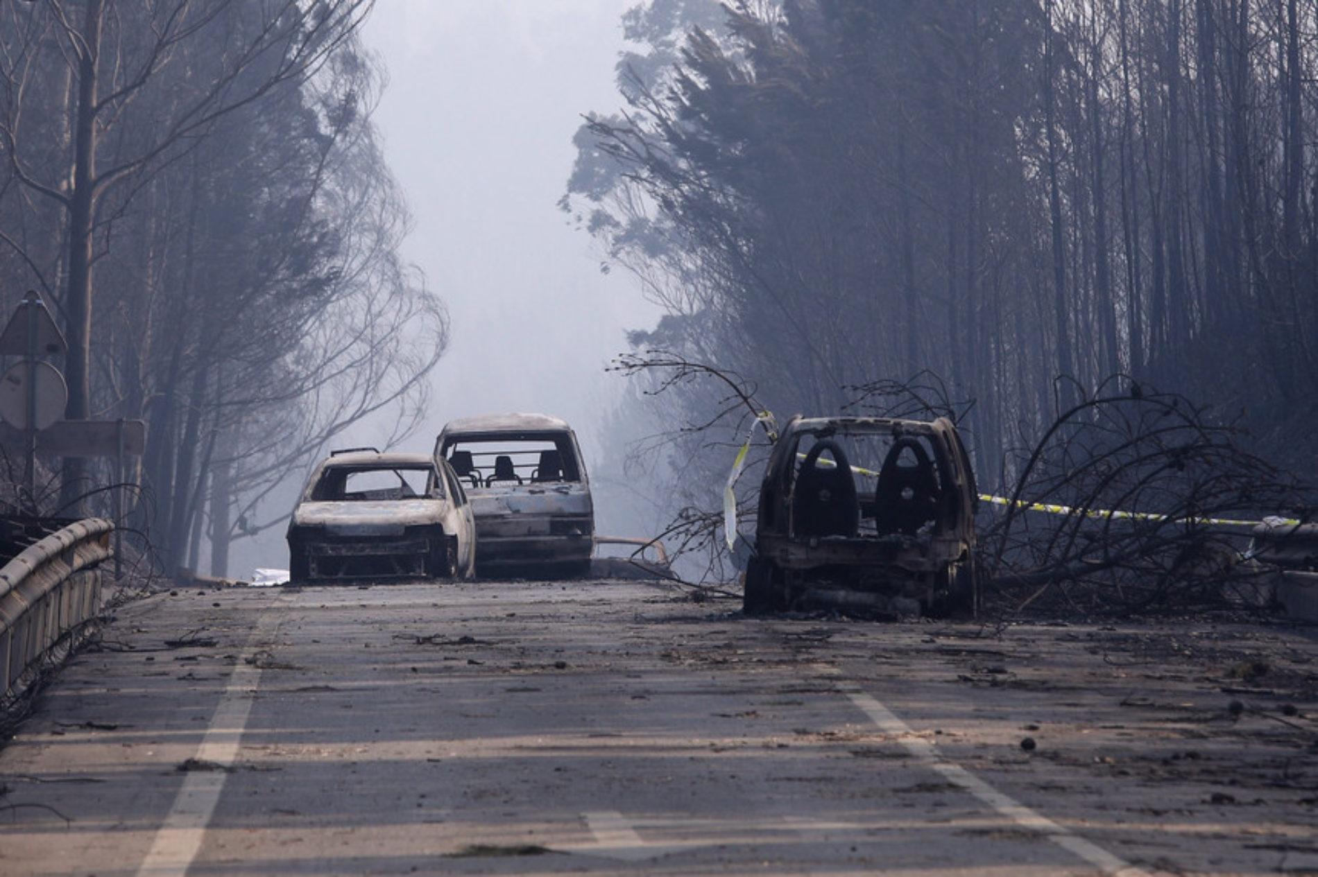 Incêndio de Pedrógão Grande que provocou 66 mortos aconteceu há três anos