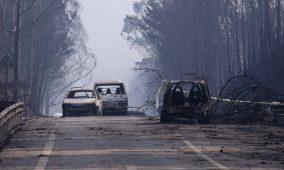 Pedrógão: Sobe para dez o número de arguidos em caso de apoios a casas destruídas pelo incêndio
