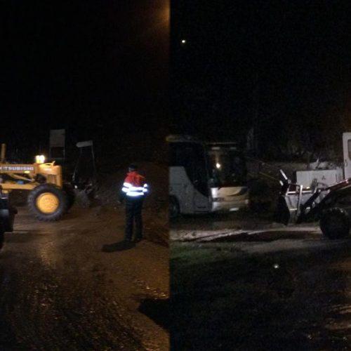 """""""Ana"""" provocou dezenas de deslizamentos de terras e quedas de árvores em Oliveira do Hospital"""