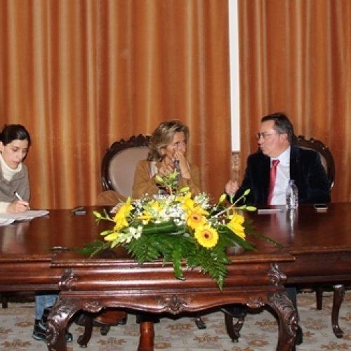 Município de Nelas e CCDRC assinaram protocolo para reconstrução de casas ardidas
