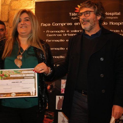 ADI entregou prémios de campanha de natal em Oliveira do Hospital
