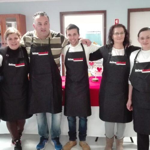 Almoço de Fim de Ano animou oliveirenses numa iniciativa do Intermarché