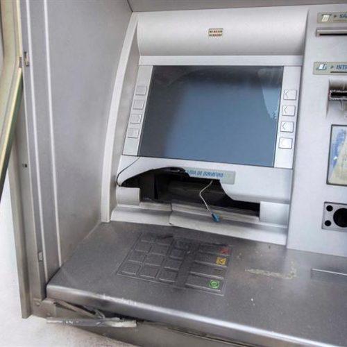 Assalto a Multibanco causou estragos em edifício de Junta de Freguesia em Coimbra