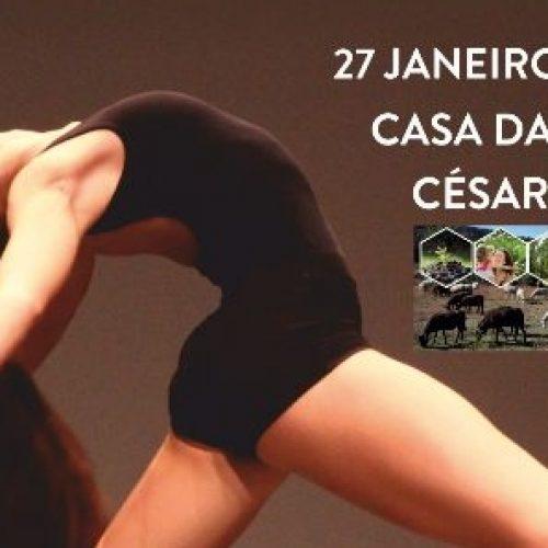 Espetáculo de Dança Solidário na Casa da Cultura César Oliveira