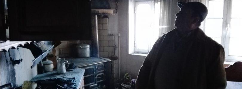 Incêndio em habitação em Gavinhos de Cima deixou único morador desalojado