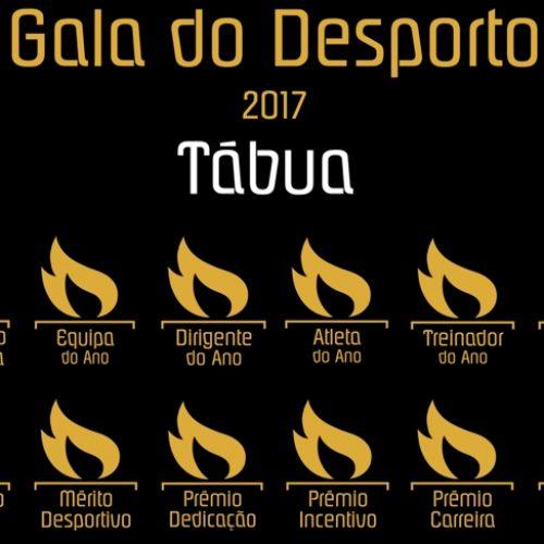 Município de Tábua promove Gala do Desporto