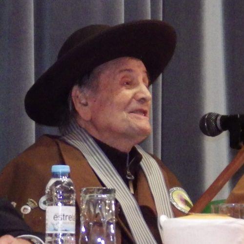 Faleceu Manuel Leal Freire, Grão Mestre da Confraria do Queijo Serra da Estrela. O funeral realizou-se ontem