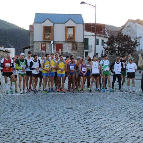 Maratona Clube da Vila Chã foi 3º classificado em São Silvestre da Serra da Estrela