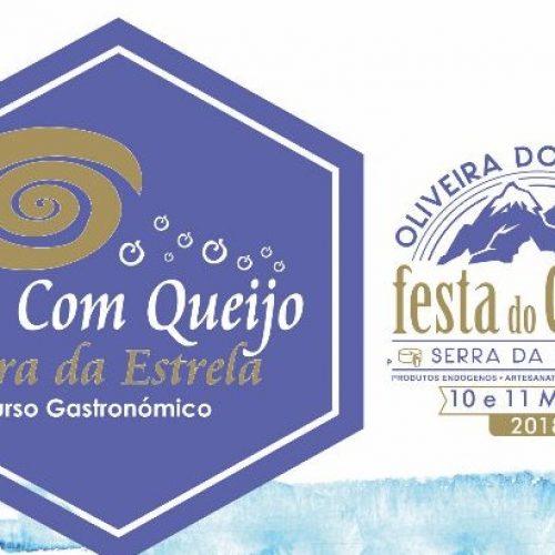 Concurso Gastronómico na Festa do Queijo Serra da Estrela de Oliveira do Hospital