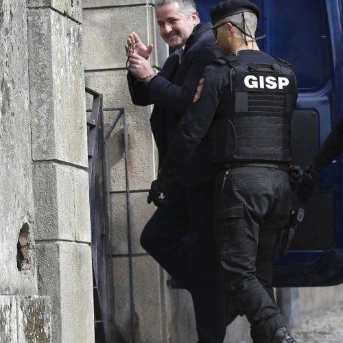 """Pedro Dias assume homicídio de GNR, mas porque levou """"murros e pontapés"""""""