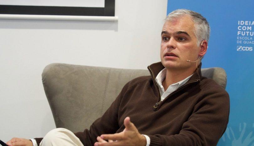 Rui Nuno Castro eleito líder do CDS-PP no distrito de Coimbra
