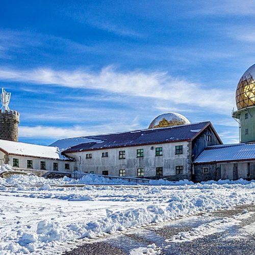 Unesco vai avaliar candidatura da Serra da Estrela, no centro de Portugal, a Geopark