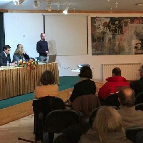 Arganil debateu o plano estratégico para a recuperação pós-incêndio