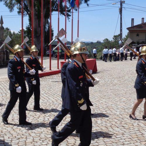 Câmara de Oliveira do Hospital aumenta para 50 mil euros o apoio a cada uma das corporações de bombeiros