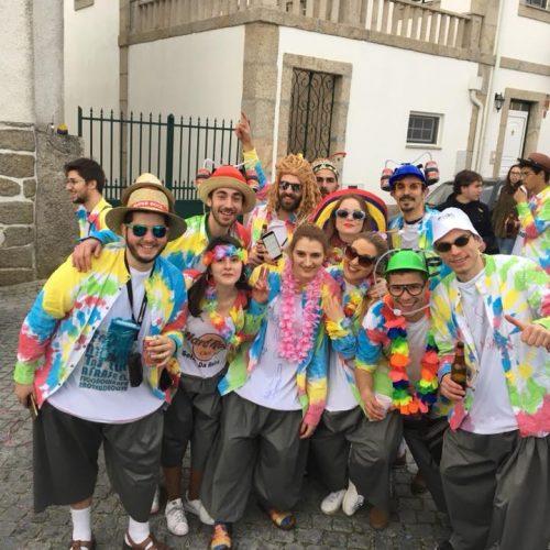 Desfile de Carnaval animou Seixo da Beira