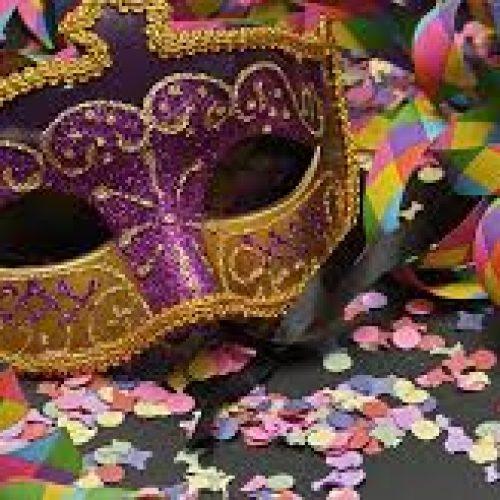 Carnaval com frio e chuva