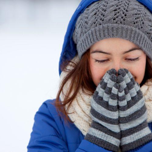 Temperaturas vão descer acentuadamente nos próximos dias.Chuva dá lugar ao frio