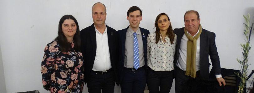 """Luís Falcão de Brito partilha homenagem com todos """"os oliveirenses que passaram por esta grande tragédia"""""""