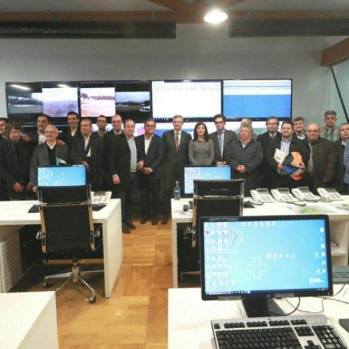 CIM Região de Coimbra e Junta da Galiza cooperam na proteção civil