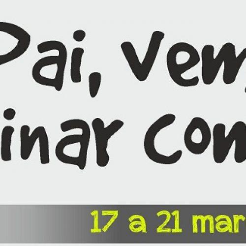 """Município de Oliveira do Hospital assinala Dia do Pai com iniciativa """"Pai, vem treinar comigo"""""""