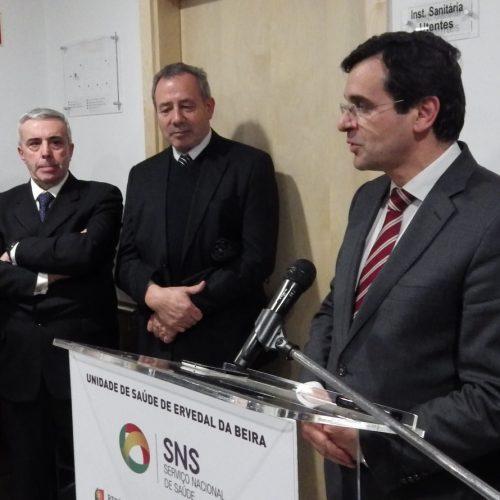 Ervedal da Beira conta com nova Unidade de Saúde
