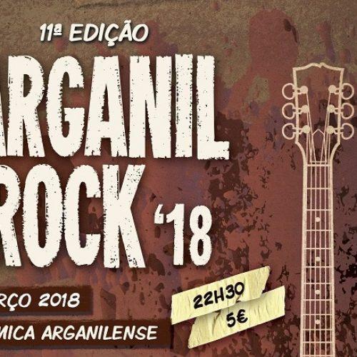 Cerâmica Arganilense acolhe 11ª edição do Arganil Rock