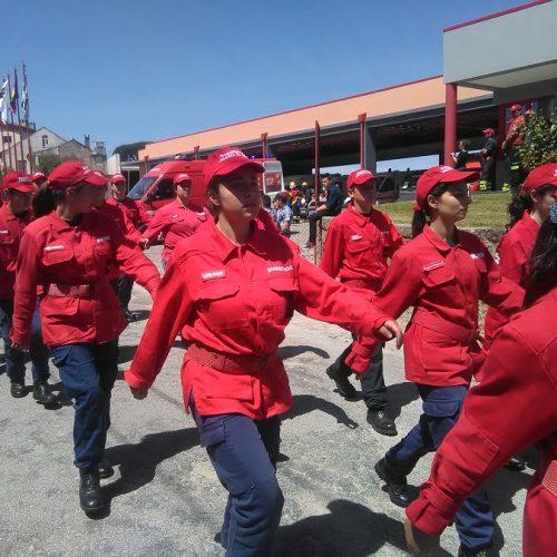 Bombeiros de Lagares da Beira acolhem 2º Encontro Distrital de Escolinhas